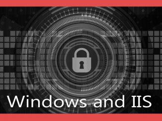 Windows Server and IIS