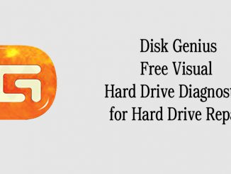 Disk Genius Free Visual Hard Drive Diagnostics for Hard Drive Repair